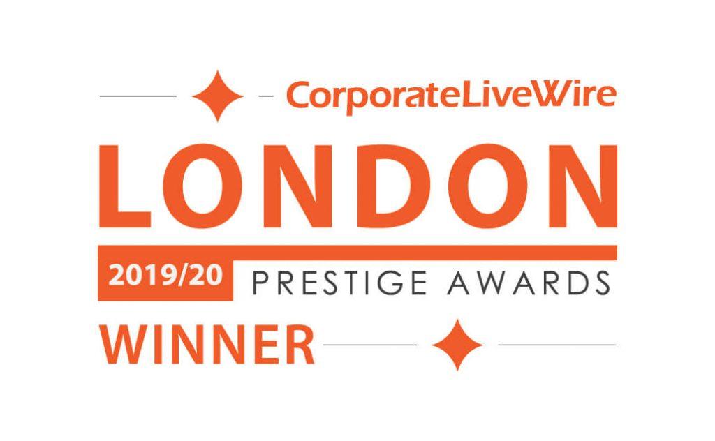 London Prestige Winners Logo
